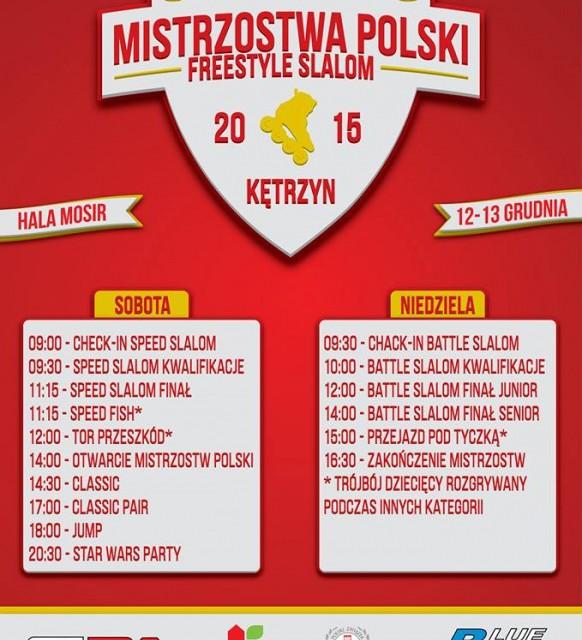 MP Freestyle 12-13 grudnia Kętrzyn