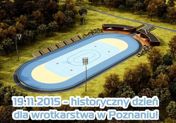 Wielki sukces w Poznaniu – będzie tor!