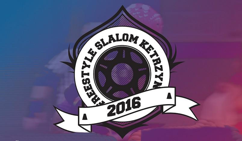 Freestyle Slalom Kętrzyn 2016 – zawody