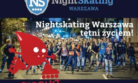 NightSkating Warszawa – 26 maja