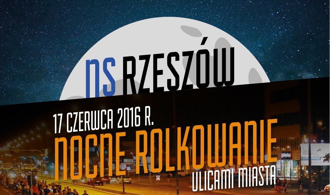 Nightskating w Rzeszowie