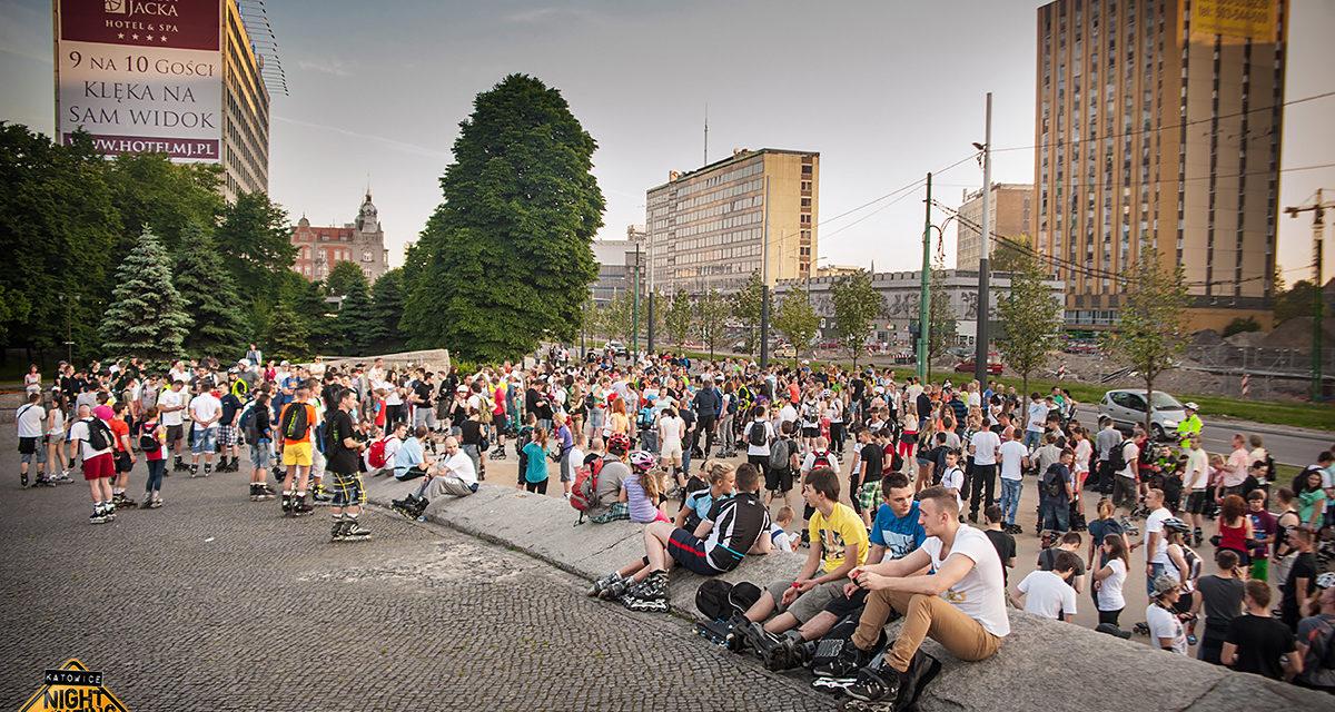 7 lipca Nightskating Katowice