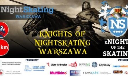 Nightskating Warszawa – Knights of Nighstkating