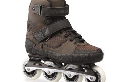 """Rollerblade """"MetroBlade"""" – nowe podejście do konstrukcji rolki – Test"""