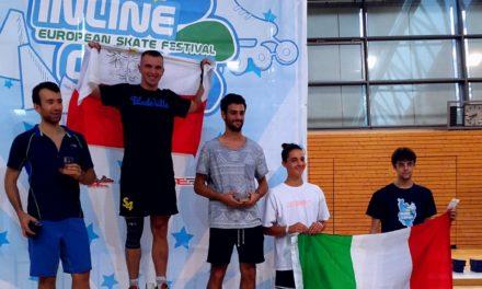 4 medale Polaków na Inline Games 2016 w Berlinie