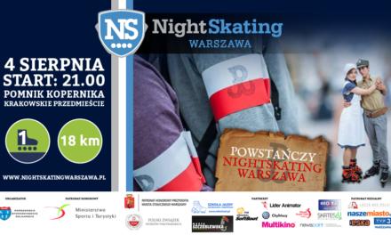 Powstańczy Nightskating 2016
