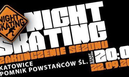 Nightskating Katowice – zakończenie sezonu