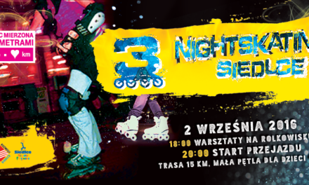 Nightskating Siedlce