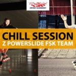 Chill Session z Powerslide FSK Team i I Love Rolki
