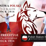 Mistrzostwa Polski Freestyle Slalom 2016