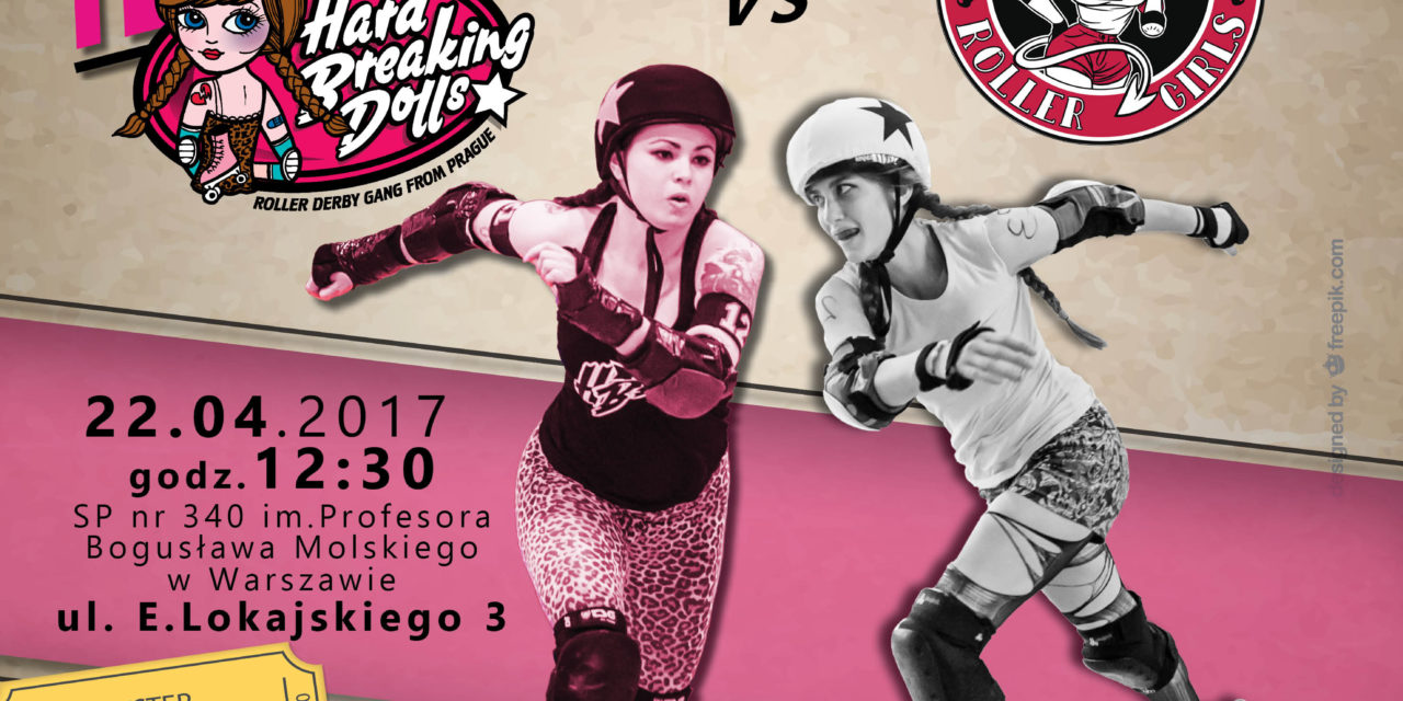 Mecz Roller Derby: Warsaw Hellcats vs Hard Breaking Dolls