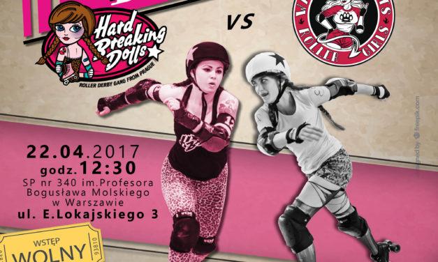 Mecz Roller Derby: Warsaw Hellcats vs Hard Breaking Dolls