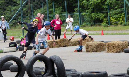Bladecross Arena – pasjonaci rolek w sportowym stylu rozpoczęli wakacje w Otwocku