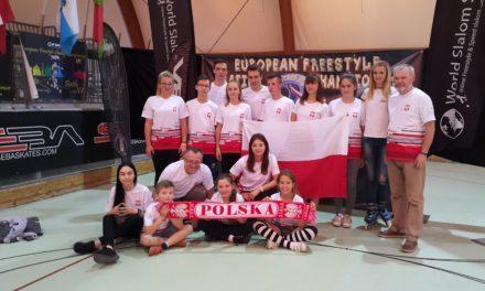 Relacja z Mistrzostw Europy 2017 w Freestyle Slalom