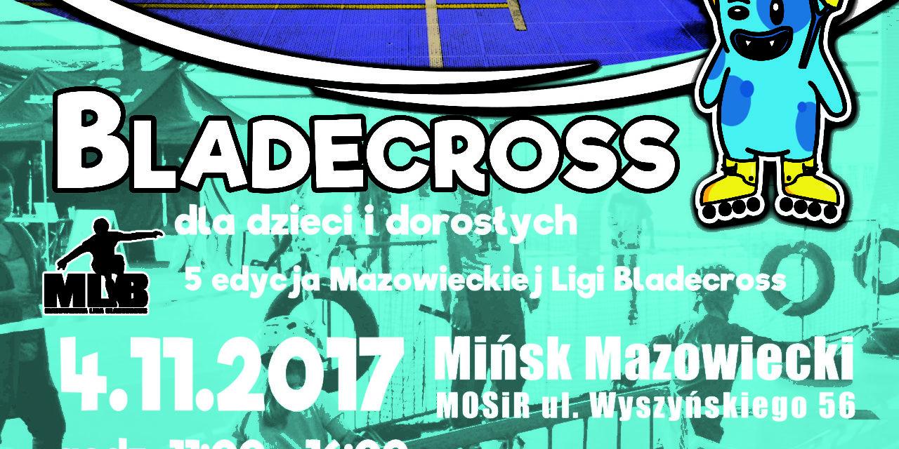Mazowiecka Liga Bladecross – zawody 04.11.2017